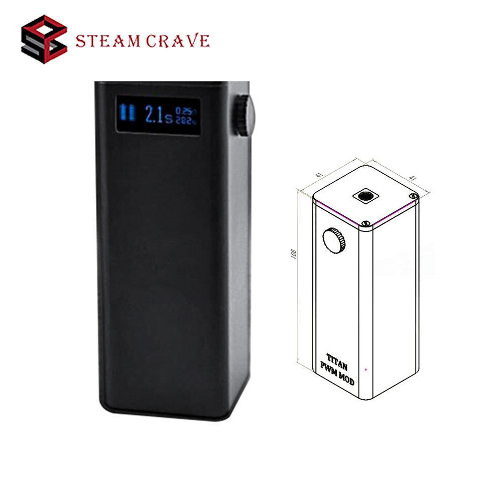 Steam Crave Titan PWM 300watt Mod