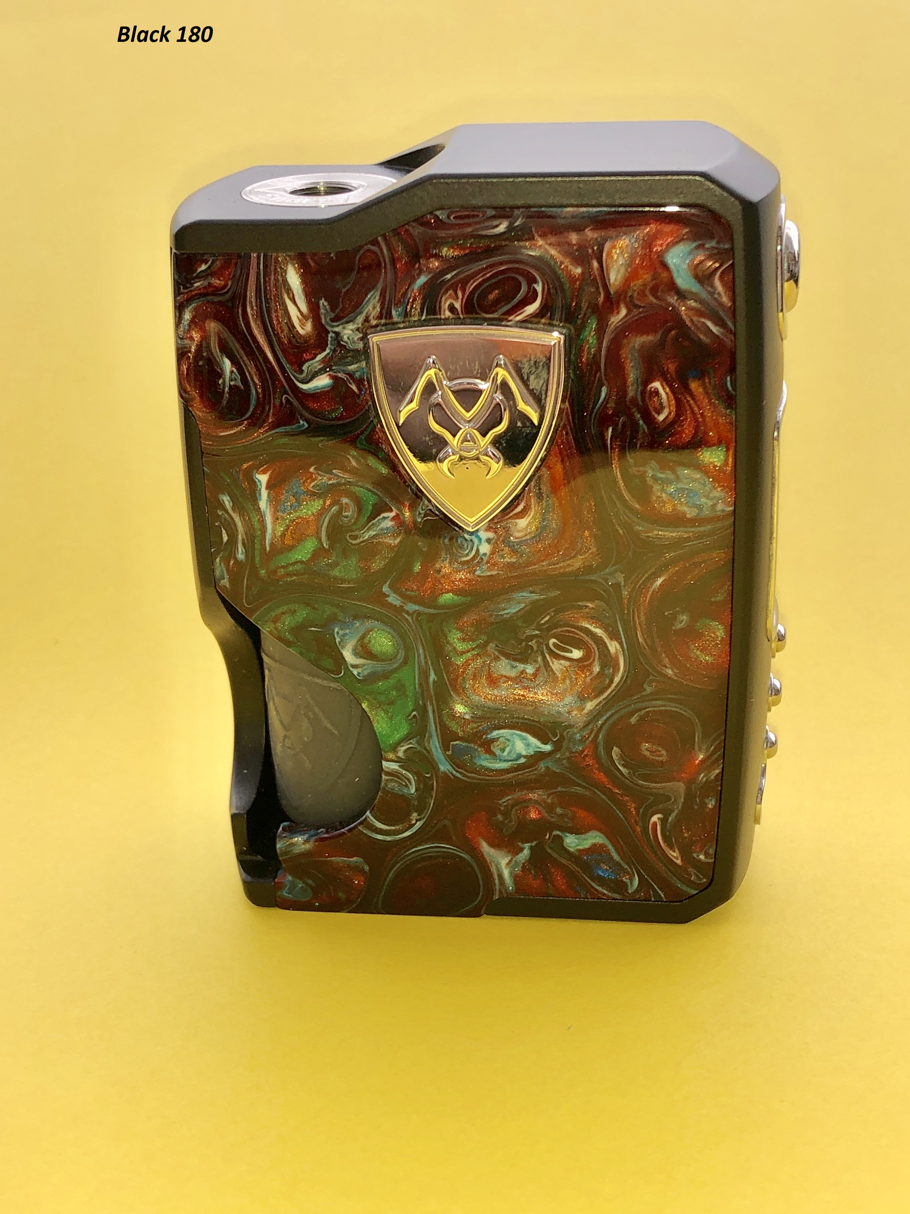 Vicious Ant Spade DNA75c 21700 Squonk Mod - Includes 2 Samsung 30t Batteries