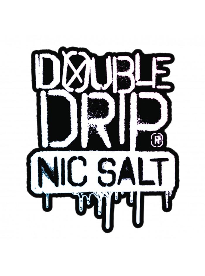 double drip nic salt super berry sherbet 20mg 10ml